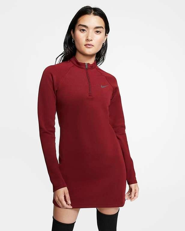 Nike Sportswear Langarmkleid für Damen für 36,73€ inkl. Versand (statt 52€) - Nike Membership!