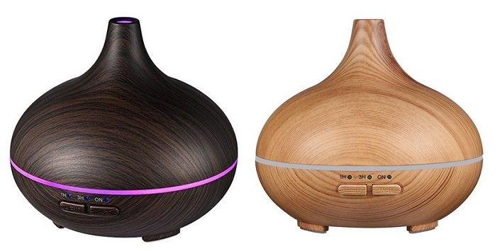 VicTsing 150ml Aroma Diffuser mit LED für 15,54€ inklusive Versand