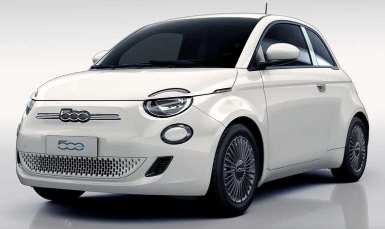 Privat Leasing: Fiat 500 Icon (118 PS, Elektro) für 119€ mtl. (13 Monate, 10.000 km, LF: 0.39)