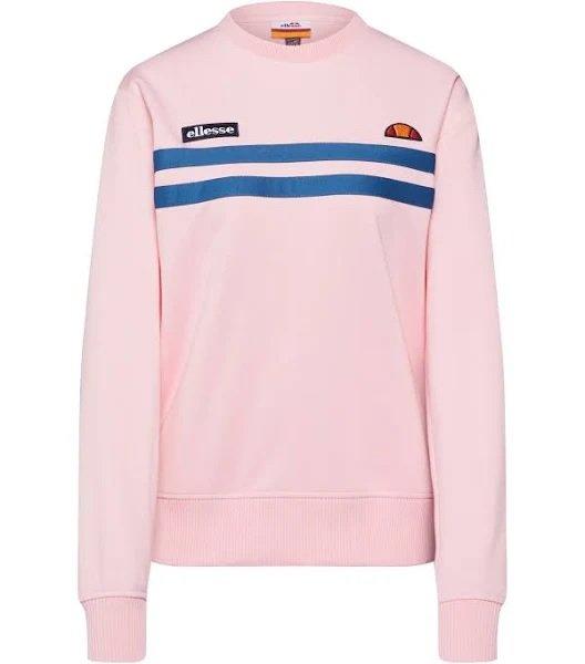Ellesse Sweatshirt 'Taria' in rosa für 21,56€ inkl. Versand (statt 39€)
