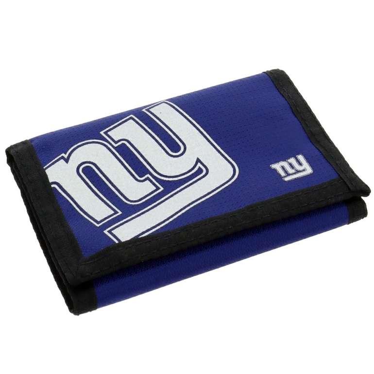 NFL Big Logo Wallet Portmonee (verschieden Vereine) für je nur 2,22€ zzgl. VSK