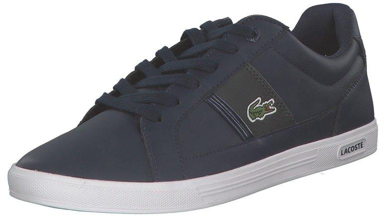 Lacoste Sneaker in Blau (731spm0097) für 43,96€ inkl. Versand
