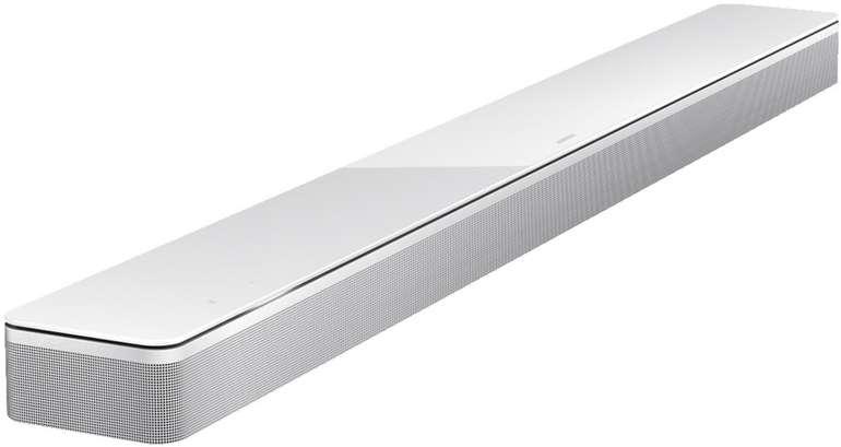 Bose Soundbar 700 in weiß für 591,99€ inkl. Versand (statt 682€)