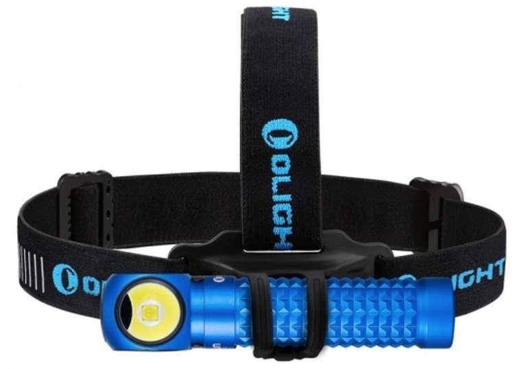 Olight Perun Multifunktions- Taschenlampe + Kopfband für 77,94€ inkl. Versand