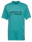 Adidas Originals Herren T-Shirt Jade in mintgrün für 17,77€ inkl. Versand