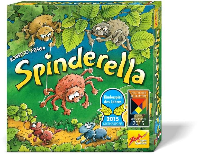 Zoch Kinderspiel Spinderella für 16,49€ inkl. Prime Versand (statt 20€)