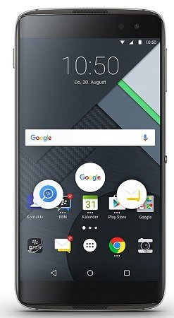 BlackBerry DTEK60 - 5,5 Zoll, 32 GB & 3000 mAH für 199€ (statt 270€)