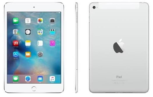Apple iPad Mini 4 mit 128GB und WLAN für 303,99€ inkl. Versand (statt 375€)
