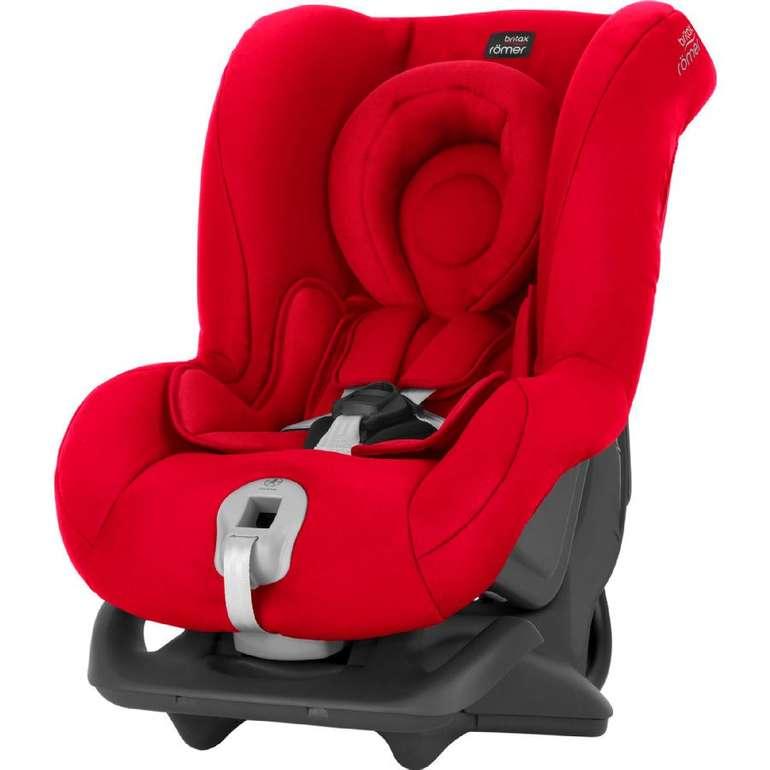 Britax Römer Kindersitz First Class plus in Fire Red für 113,74€ inkl. Versand (statt 156€)