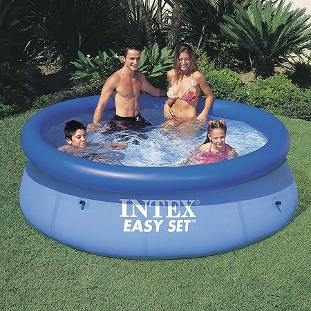 Intex Easy Set Quick Up Pool 244 x 76 cm für 21,25€ inkl. VSK (Masterpass)