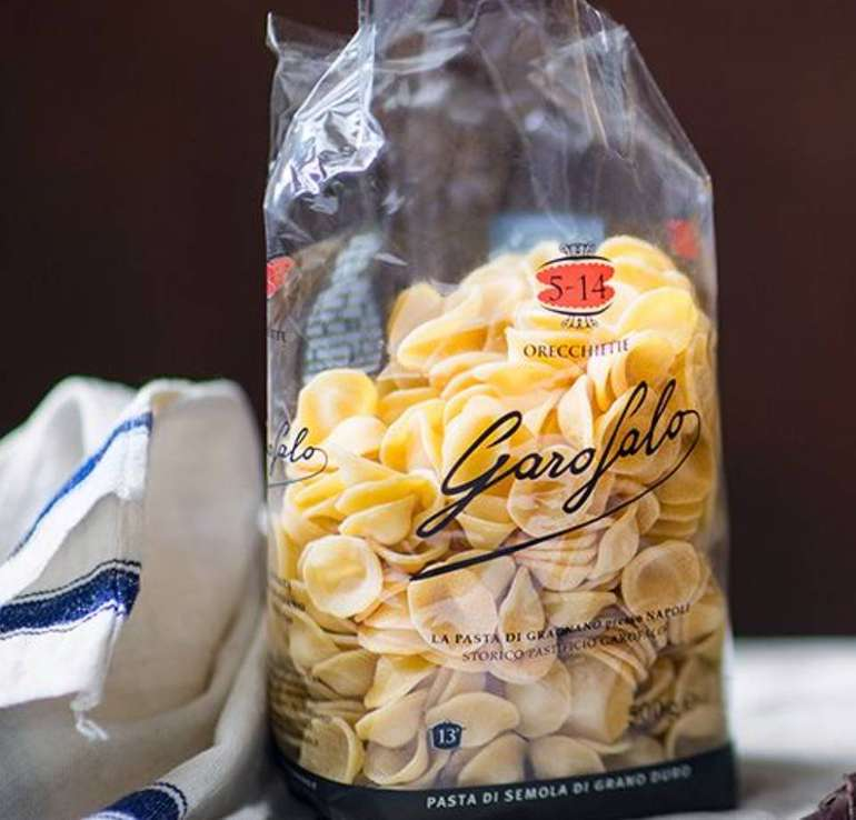 Garofalo Pasta Sale mit bis -65% - z.B. 16er Pack Farfalle (je 500g) ca. 18€