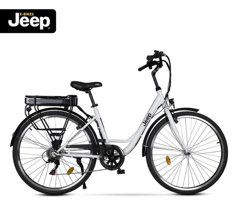 """Jeep City ECR 3001 - 28"""" E-Bike mit 6-Gang Shimano Kettenschaltung für 999€ (statt 1299€)"""