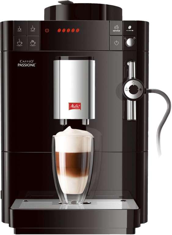 Top! Melitta Caffeo Passione F53/0-102 Kaffeevollautomat (Special Edition) für 333,99€ (statt 459€)