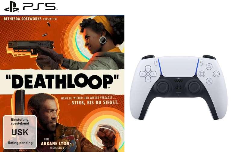Deathloop (PS5) + Sony DualSense PS5 Controller für 91€ inkl. Versand (statt 118€) - NL Gutschein