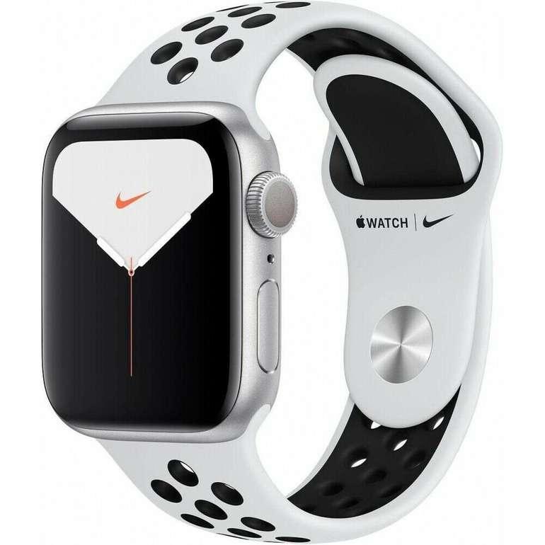 Apple Watch Series 5 Nike+ (GPS, 40mm, Sportarmband) für 389€ inkl. Versand (statt 469€)