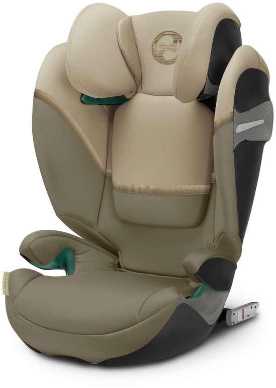 Cybex Gold Kindersitz Solution S i-Fix Classic Beige für 149,99€ inkl. Versand (statt 175€)