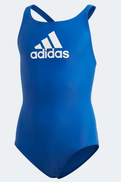 Adidas Badge of Sport Mädchen Badeanzug für 10,17€ inkl. Versand (statt 19€) - Creators Club