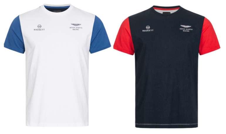 Hackett London x Aston Martin Racing Herren T-Shirt für 23,94€inkl. Versand (statt 35€)