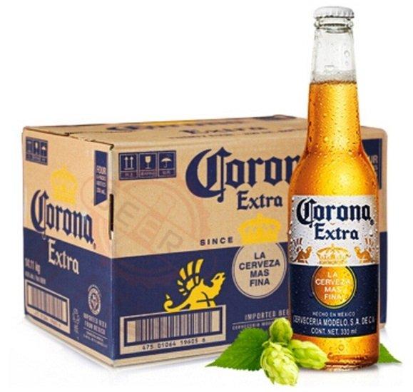 24x Corona Extra Mexican Beer für 28,85€ inkl. Versand