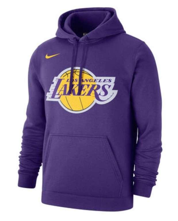 20% Rabatt auf alles von Nike bei Engelhorn-Sports, z.B. Los Angeles Lakers NBA Hoodie für 47,92€