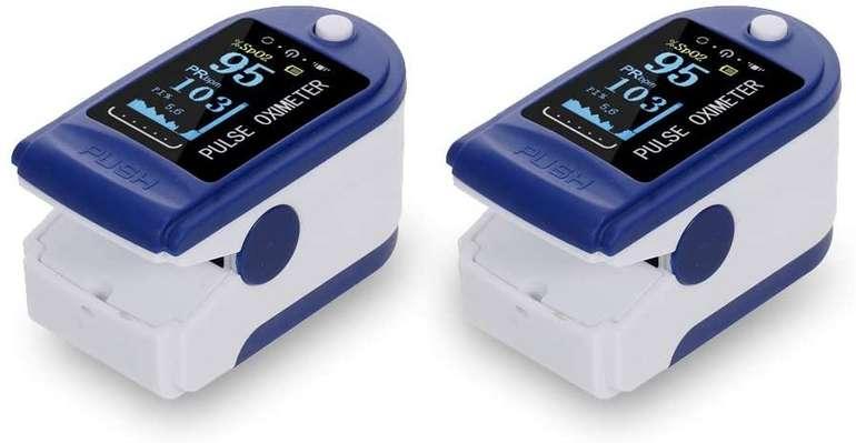 Walory Pulsoximeter im Doppelpack für 11,99€ inkl. Versand (statt 17€)
