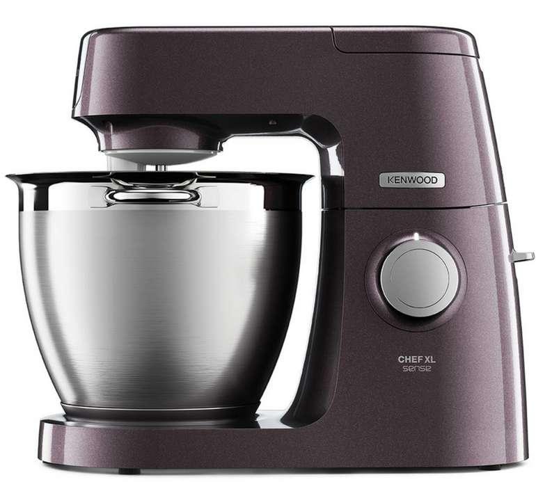 Kenwood KQL6300-Serie Chef XL Sense Küchenmaschine mit 1.400 Watt und 6,7 Liter für 408,90€ inkl. Versand
