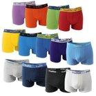 8er Pack KangaROOS Boxershorts (versch. Farben & Größen) für 22,22€
