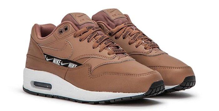 Nike WMNS Air Max 1 SE in Braun für 76,12€ inkl. VSK (statt 110€)