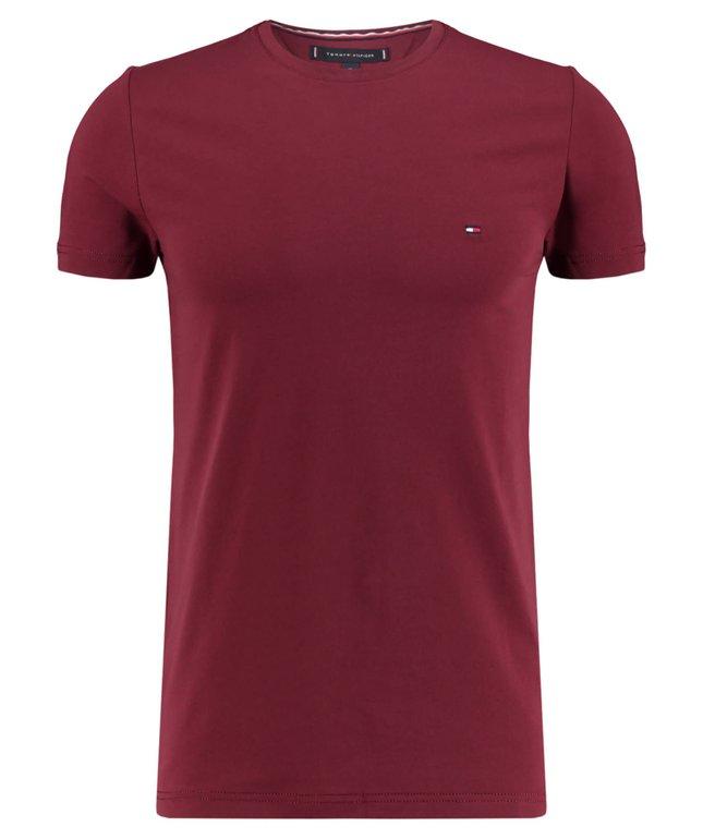 10% Rabatt auf Casual Looks bei Engelhorn + 5€, z.B. Tommy Hilfiger Herren T-Shirt für 26,91€