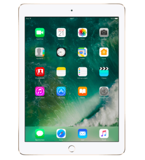 Apple iPad 2017 WiFi + Cellular 128GB (1€) + 10GB Telekom LTE für 19,99€ mtl.