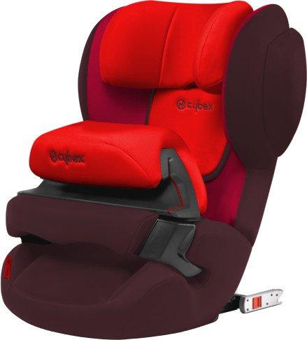 Cybex Silver Kindersitz Juno 2-fix in Blau und Rot für 119€ inkl. Versand (statt 135€)
