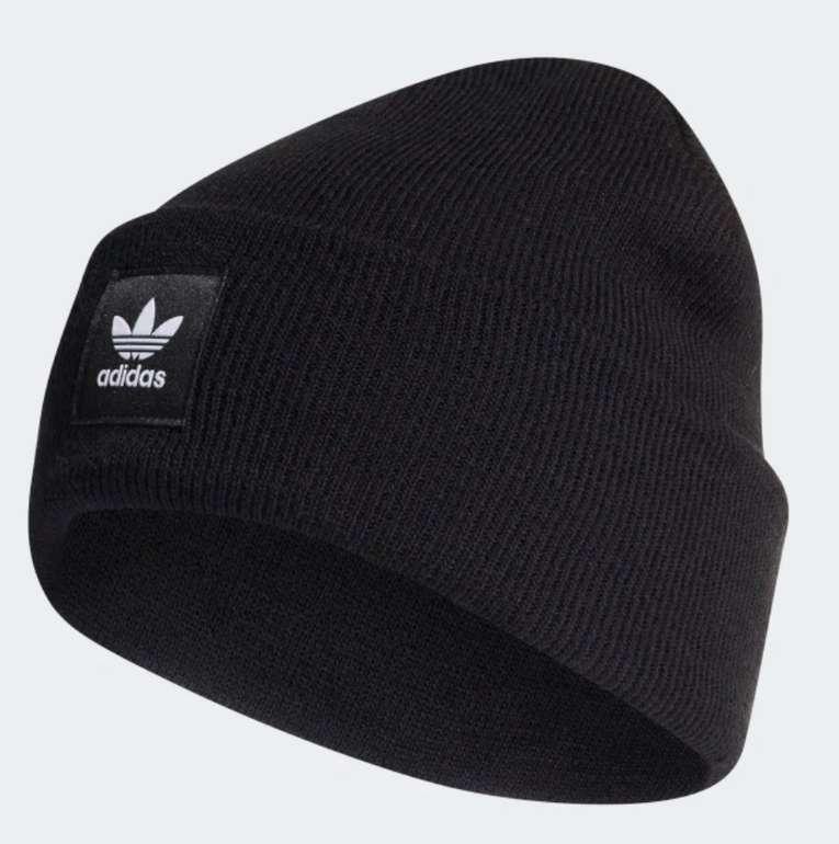 adidas Adicolor Cuff Mütze in schwarz für 15€ inkl. Versand (statt 20€) - Creators Club!