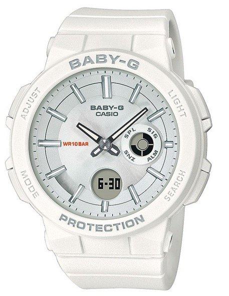 Casio G-Shock Baby-G Damenuhr BGA255-7A für 56,85€ (statt 84€)