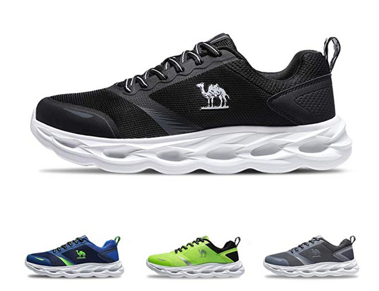 Camel Crown Herren Sneaker Sportschuhe für 18,89€ (Prime)