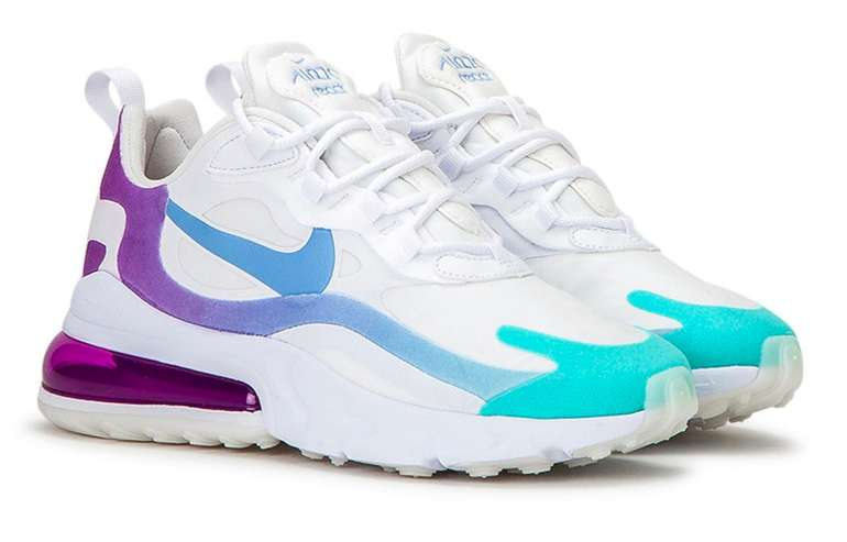 Nike Sportswear Sneaker Air Max 270 React für 80,71€ inkl. Versand (statt 108€)