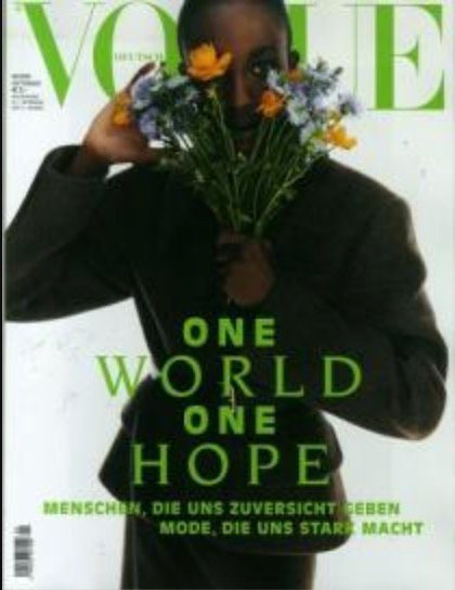 Zeitschriften-Abo: Vogue im Jahresabo für 61,60€ + z.B. 60€ Douglas oder Bestchoice-Gutschein