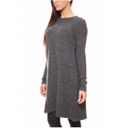 Vero Moda - kurzes Damen Strickkleid in grau für 19,99€ inkl. Versand