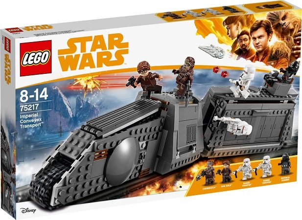 LEGO Star Wars -  Imperial Conveyex Transport (75217) für 52,93€ inkl. VSK