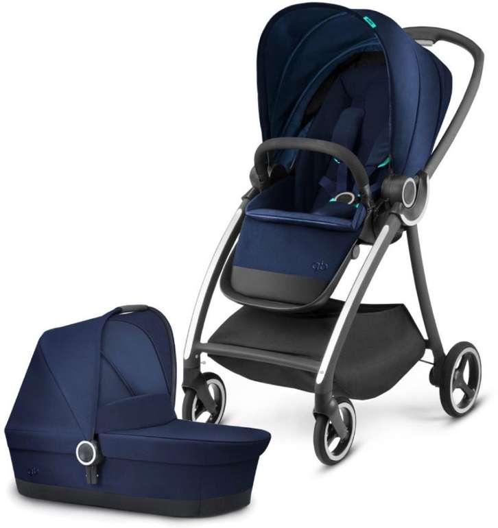 GB Platinum Kinderwagen Maris in blau für 149,99€ inkl. VSK (statt 280€)