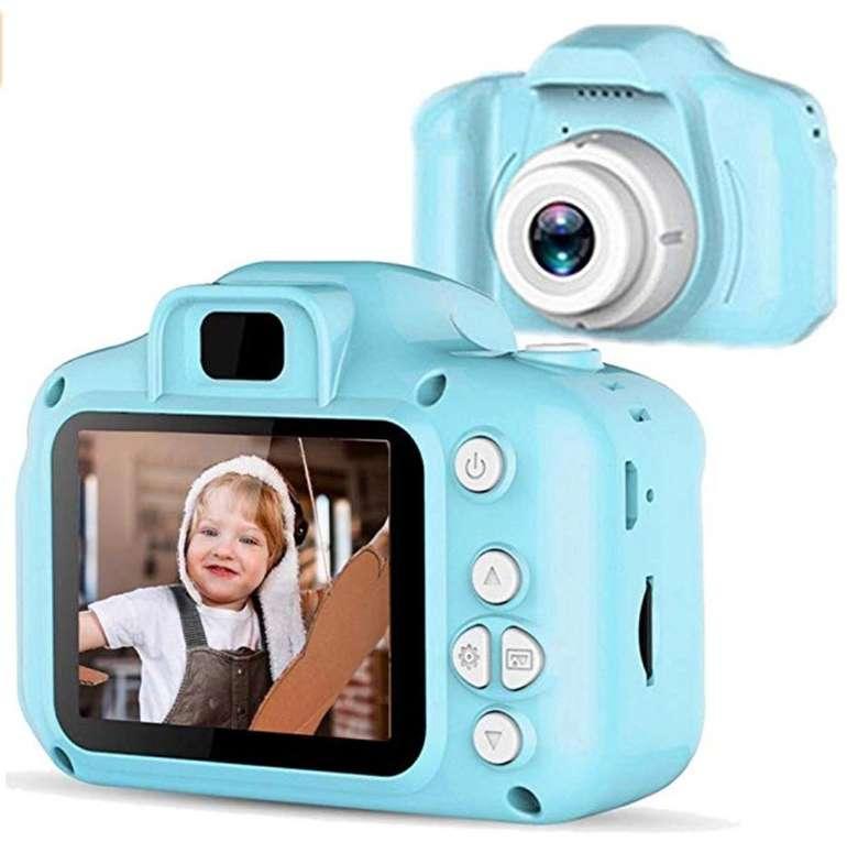 Docooler DC 500 - digitale Mini-Kinderkamera mit 2 Zoll Display für 8,49€ (Prime)