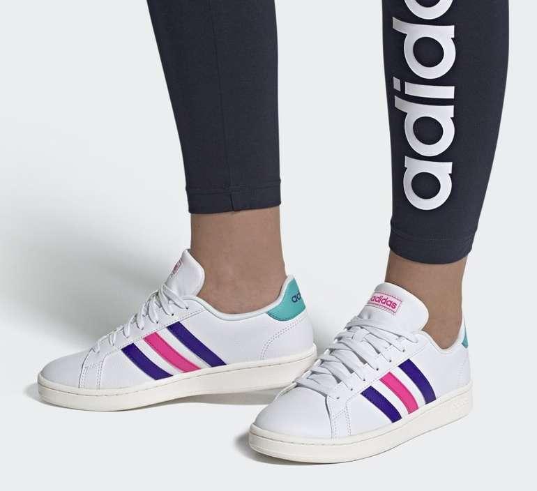 Adidas Damen Grand Court Schuh für 33,58€ inkl. Versand (statt 42€)