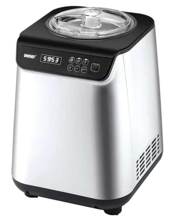 Unold Uno 48825 Eismaschine mit 135 Watt in Silber für 179€ inkl. Versand (statt 204€) - Newsletter!