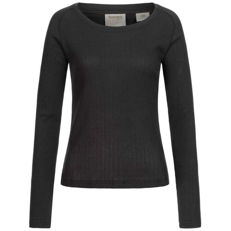 Timberland Sale bei SportSpar mit bis zu 75% - z.B. Timberland Damen Rib Longsleeve Pullover für 7,99€ zzgl. VSK