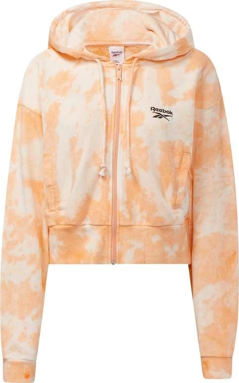 Reebok Classics Cloud-Dye Zip-Up Sweatshirt für 28,60€ inkl. Versand (statt 35€)