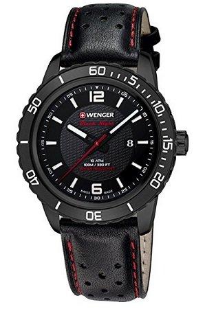Wenger Unisex-Armbanduhr Roadster Black Night für 81,84€ (statt 170€)