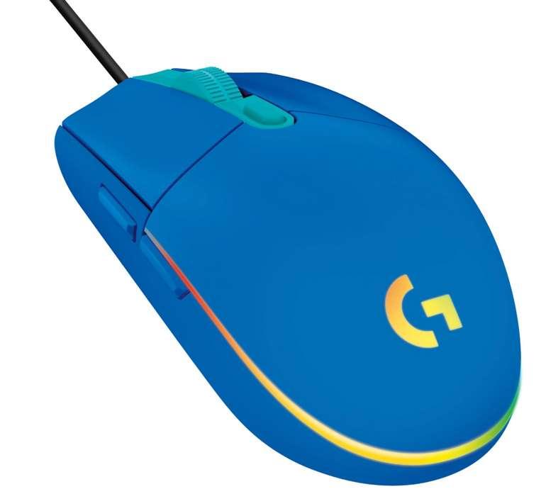 Logitech G G203 Lightsync Gaming Maus für 24,99€inkl. Versand (statt 30€)