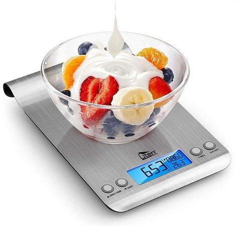 Uten - Digitale Küchenwaage für nur 9,99€ inkl. Versand