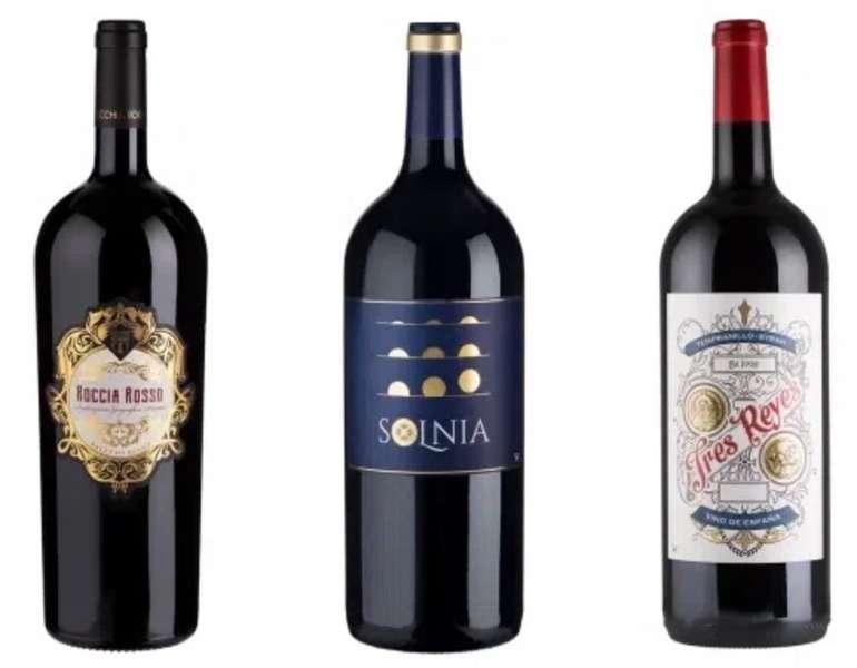 WeinFreunde: 50% Rabatt auf ausgewählte Magnum Weine - je 1,5 Liter Flasche nur 7,47€ (statt 15€)