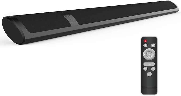 Meidong 36 Watt Bluetooth TV Soundbar für 45€ inkl. Versand (statt 50€)