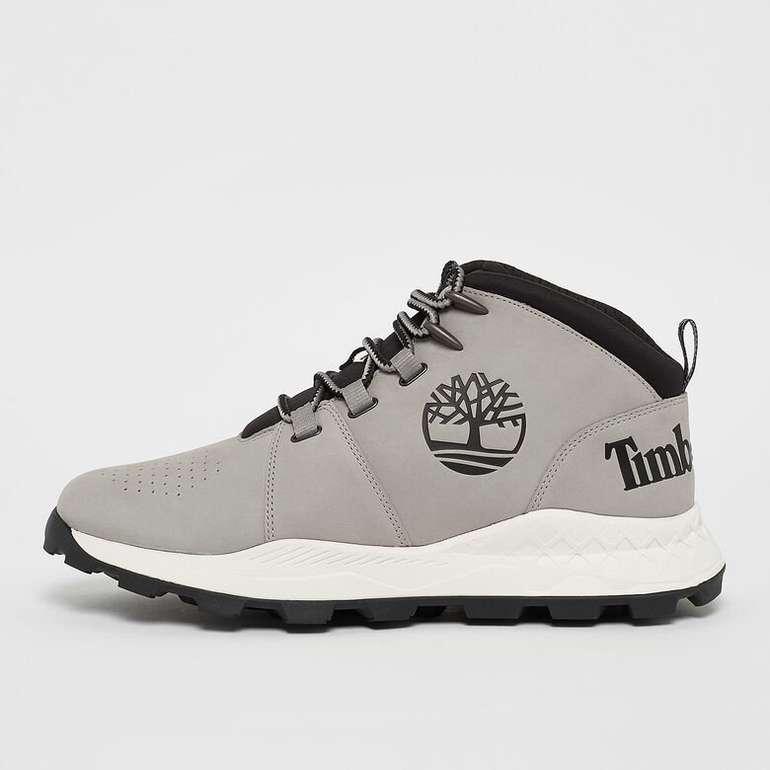 Timberland Brooklyn City Mid grey Herren Boots für 55,30€ inkl. Versand (statt 70€)